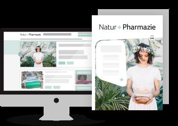 Aktuelles Titelbild der Fachzeitschrift Natur und Pharmazie für Apothekerinnen und Apotheker