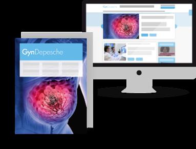 Aktuelles Titelbild der Fachzeitschrift Gyn-Depesche Gynäkologie Geburtshilfe